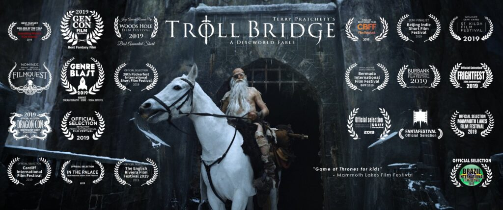 Troll Bridge -  Cohen the Barbarian